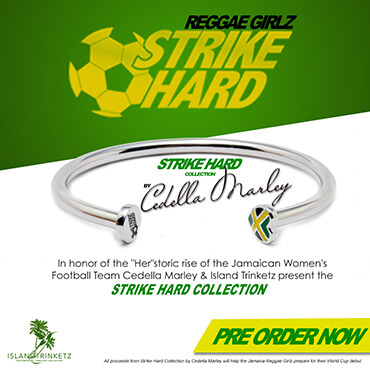 Strike Hard - Reggae Girlz